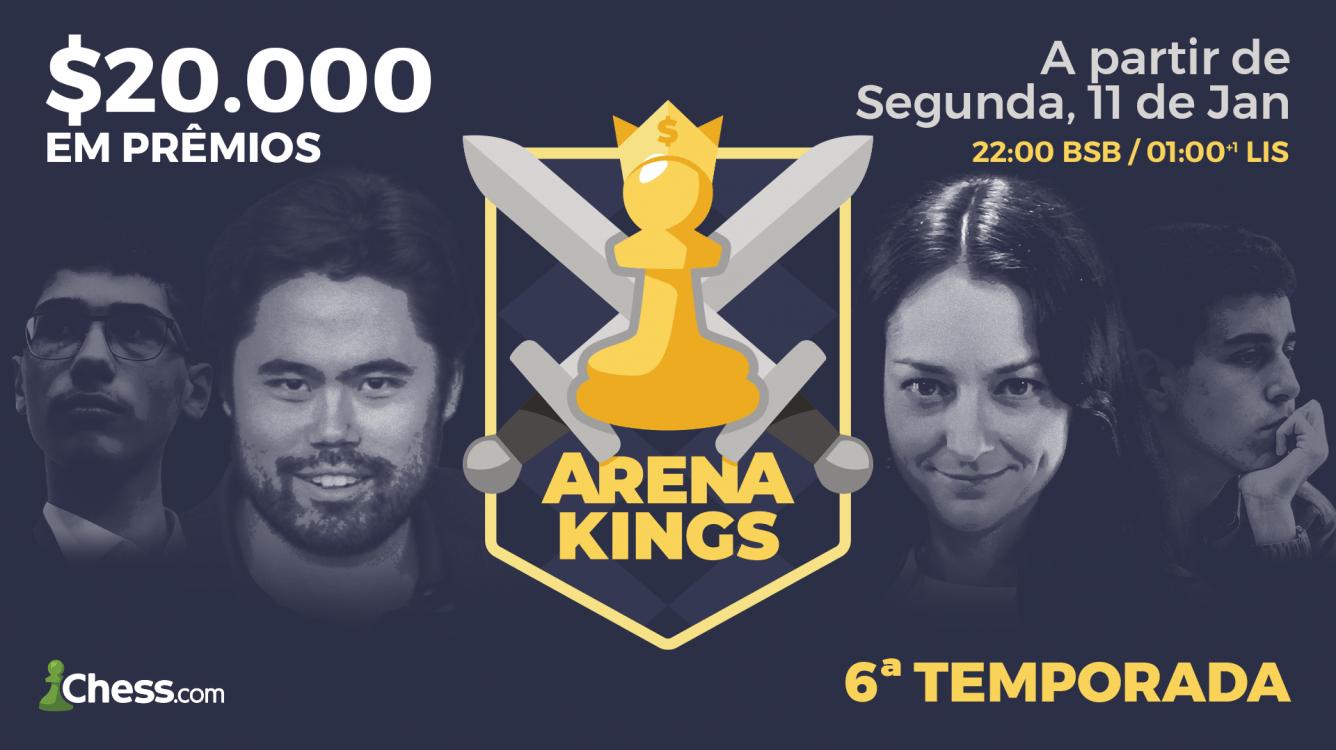 Arena Kings - 6ª Temporada