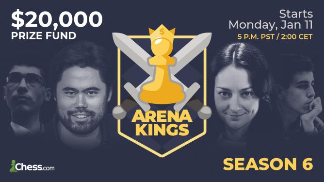 Arena Kings Staffel 6