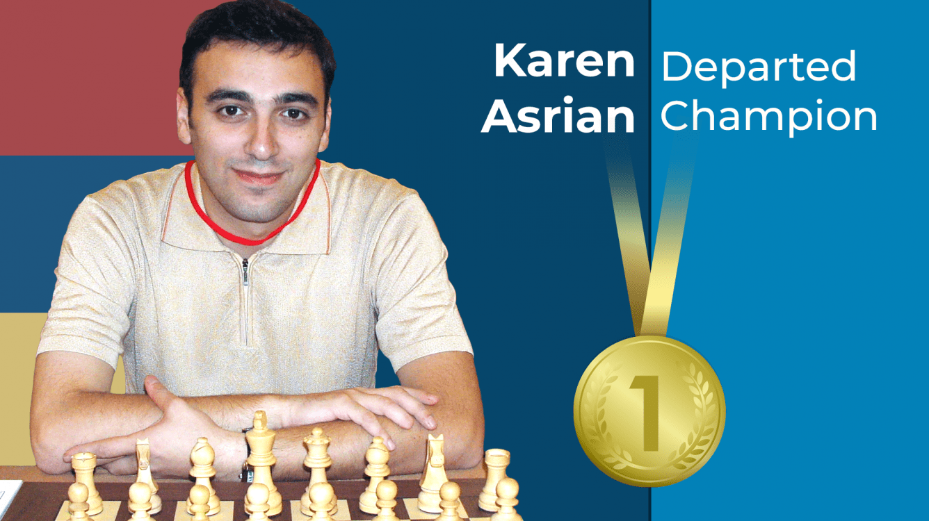 Karen Asrian: The Departed Champion
