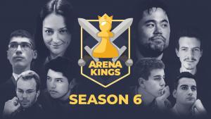 Arena Kings Season 6 Leaderboard