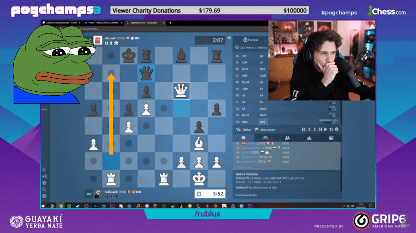 PogChamps 3 Chess Puzzles: Day 2