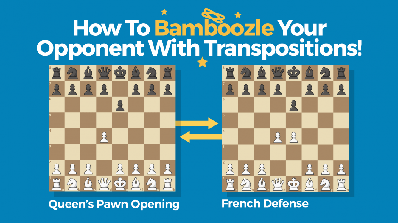 How To Bamboozle Your Opponent With Transpositions!