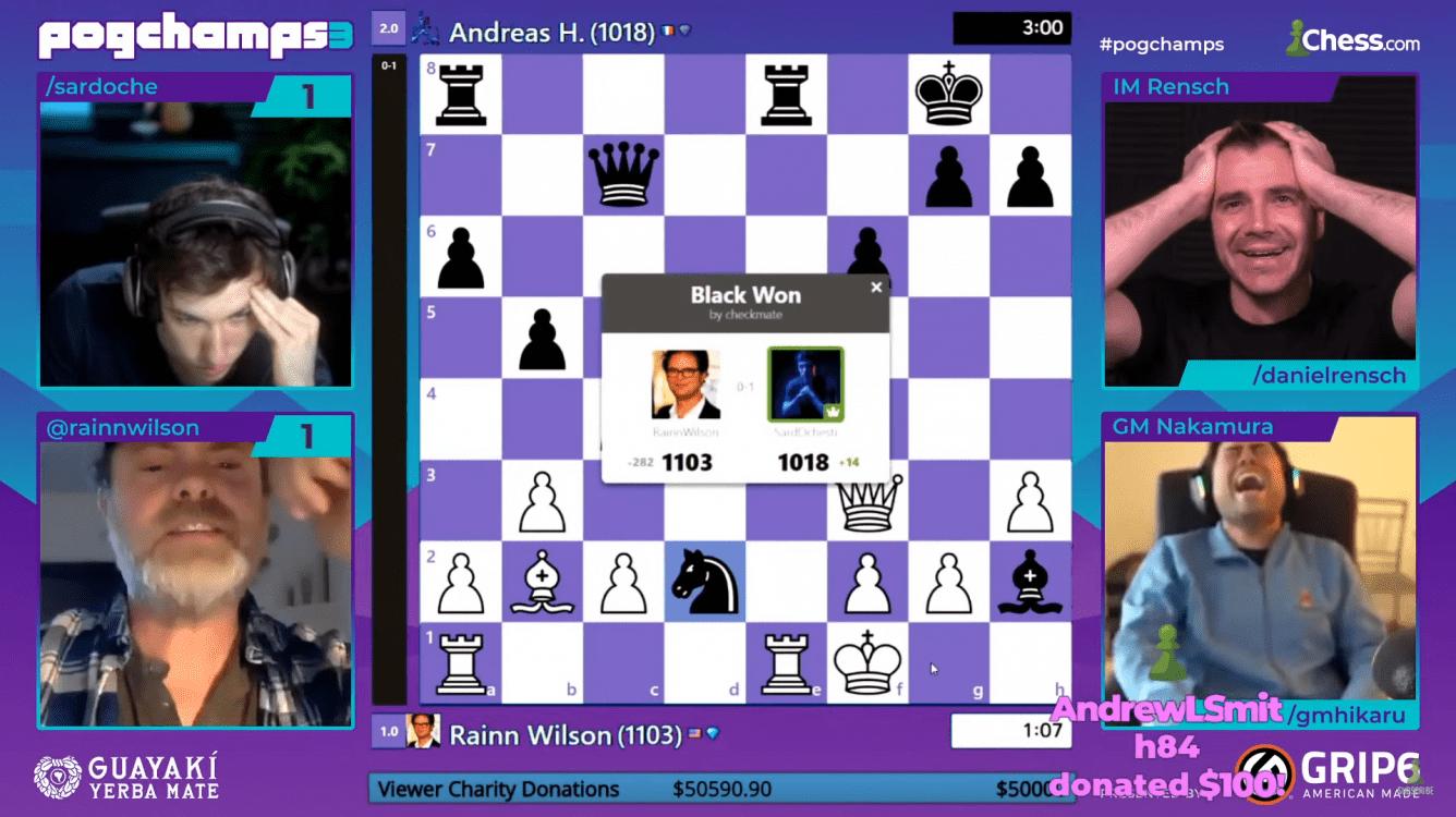PogChamps 3 Chess Puzzles: Finals