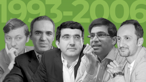 Strongest Chess Players From 1993-2006