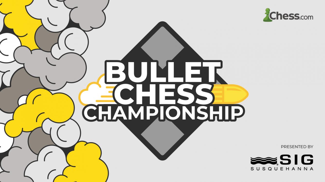 Bullet Chess Championship 2021 apresentado por SIG: Todas as informações