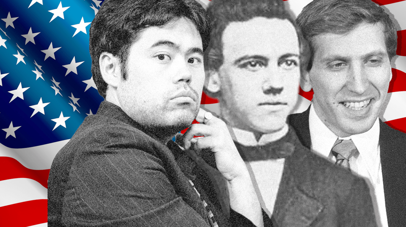 What America Taught The World About Chess