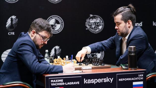 Кто победит на Турнире претендентов в Екатеринбурге?