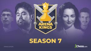 Arena Kings Season 7 Leaderboard