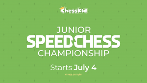 2021 Junior Speed Chess Championship: All The Information