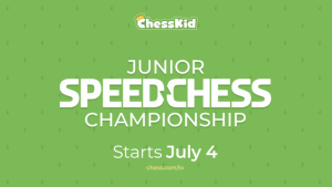 Die Junioren Speed Chess Championship 2021: Alle Informationen