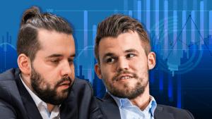 Carlsen vs. Nepomniachtchi : que disent les chiffres ?