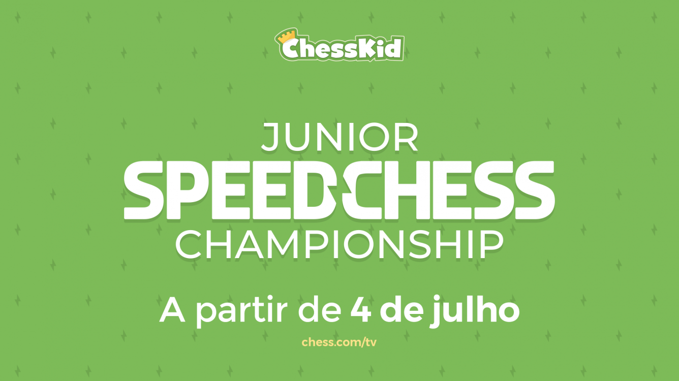 Speed Chess Championship Junior 2021: Todas as informações