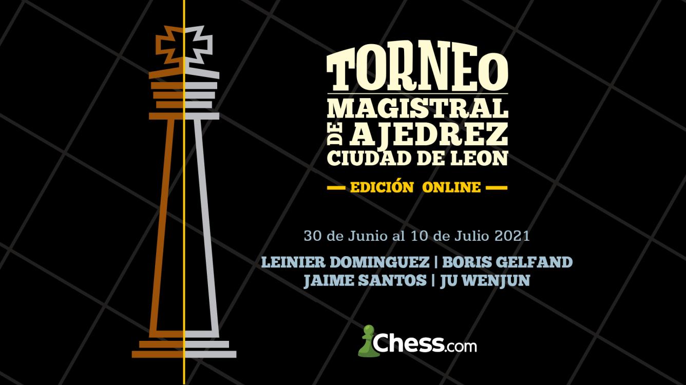 Festival de ajedrez Ciudad de León 2021