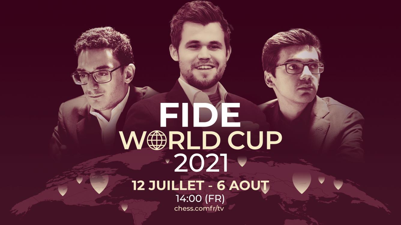 Coupe du Monde d'échecs de la FIDE 2021
