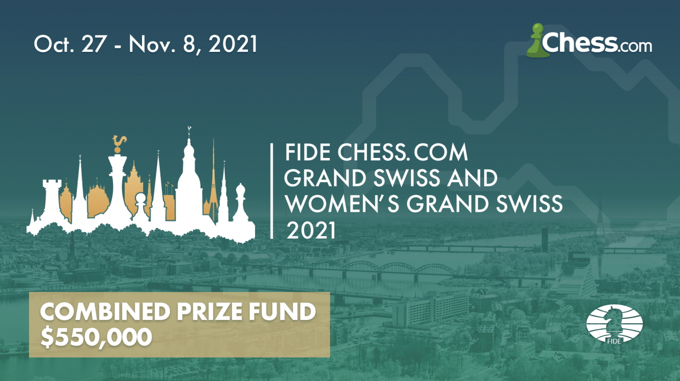 FIDE Chess.com Grand Swiss: All The Information