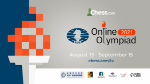 Olympiades FIDE en ligne 2021 : toutes les infos