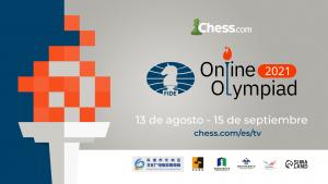 Olimpíada de Ajedrez Online de la FIDE 2021: toda la información