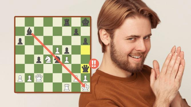 Comment gagner sur la grande diagonale !?