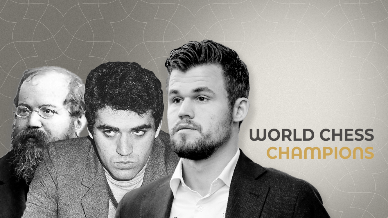 All The World Chess Champions
