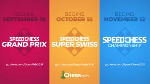 Die Speed Chess Championship 2021: Alle Informationen