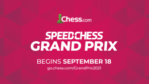 Der Speed Chess Championship Grand Prix: Alle Informationen