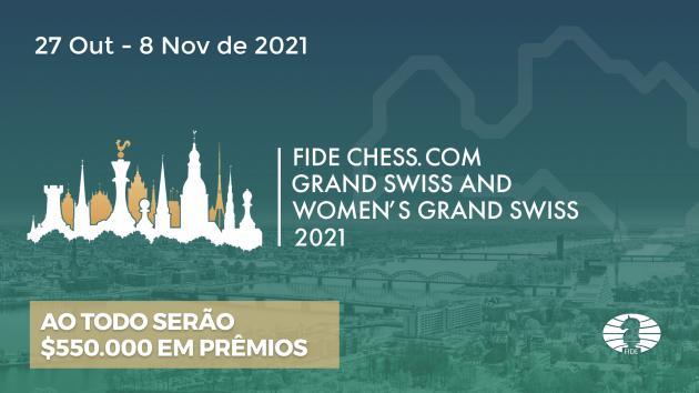 Grand Swiss FIDE Chess.com 2021: Informações completas