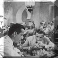 Humphrey Bogart and Chess
