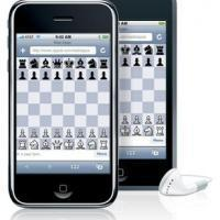 iPhone Review - Related to Chess, yes.