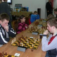 Chess fun with boring start.