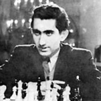 Tigran Petrosian - the Iron Man