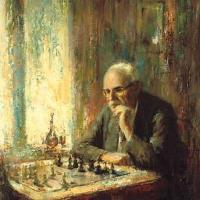 Older Chess Players