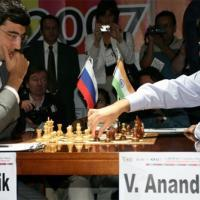 The Anand vs Kramnik games with analysis