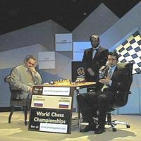 Kasparov uses the whole board and knows when to exchange pieces to make an attack