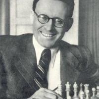 Botvinnik Miniaturizes Spielmann's Caro Cannot