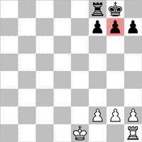 Attacking the g7 (g2) pawn