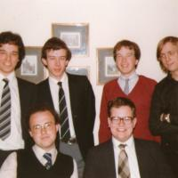 Bournemouth School Old Boys, 1985