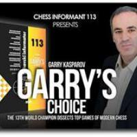 Garry's column at Informant 113