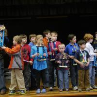 All Saints Scholastic K12 Spring 2012