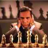 Kasparov vs Portisch