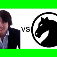 LIVE Blitz Chess Commentary #40: Caro-Kann Defense (Bronstein-Larsen Variation)