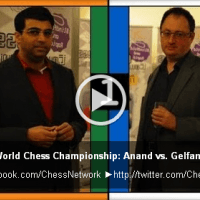 2012 FIDE World Chess Championship: Anand vs. Gelfand - Game 1