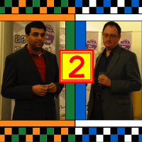 Game 2: Anand vs. Gelfand - 2012 FIDE World Chess Championship