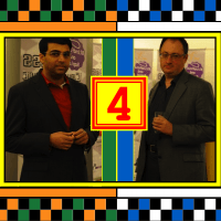 Game 4: Anand vs. Gelfand - 2012 FIDE World Chess Championship