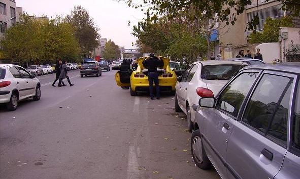 قدمت نظام آباد تهران