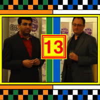Game 13 (Rapid Tie-Break #1 of 4): Gelfand vs. Anand - 2012 Fide World Chess Championship