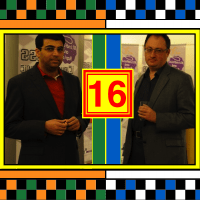 Game 16 (Rapid Tie-Break #4 of 4): Anand vs. Gelfand - 2012 Fide World Chess Championship