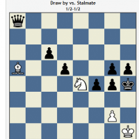 Interesting Chess Puzzle with Stalemate idea