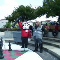 Furry vs Klingon @ ConCarolinas 2012