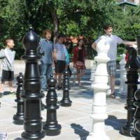Giant Chess Extravaganza: A shocker!