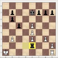 Triple pawns...!?